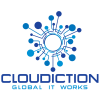 Cloudiction Logo