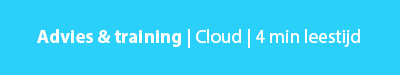 advies en training cloud 4 minuten