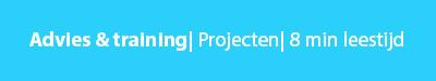 advies& training project advies