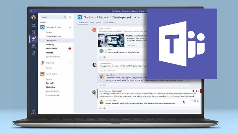 Microsoft Teams Cloudiction